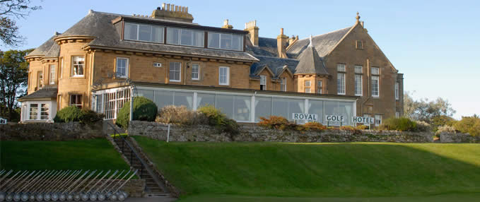 Royal Golf Hotel Dornoch